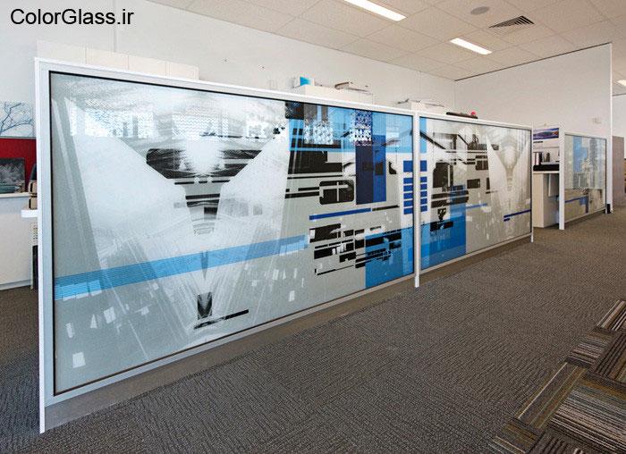 شیشه چاپی،شیشه چاپی برای شرکت،شیشه چاپی برای دفترکار،شیشه چاپی برای سازمان