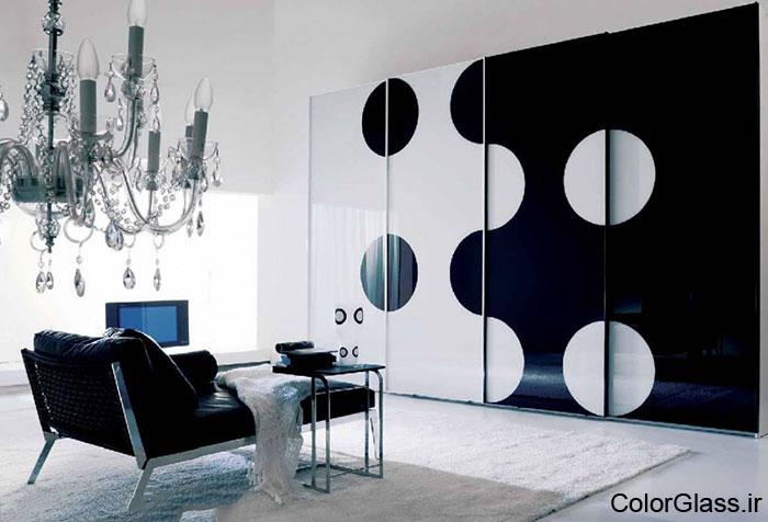 شیشه چاپی برای خانه، اتاق خواب، نشیمن و پذیرایی