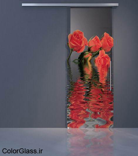 شیشه چاپی،شیشه چاپی برای مزون،شیشه چاپی برای آرایشگاه